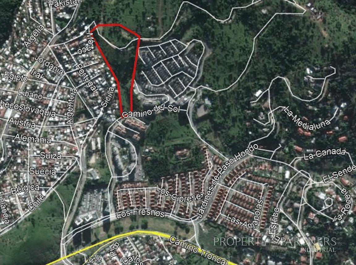 2 de 4: Ubicación del terreno en el plano