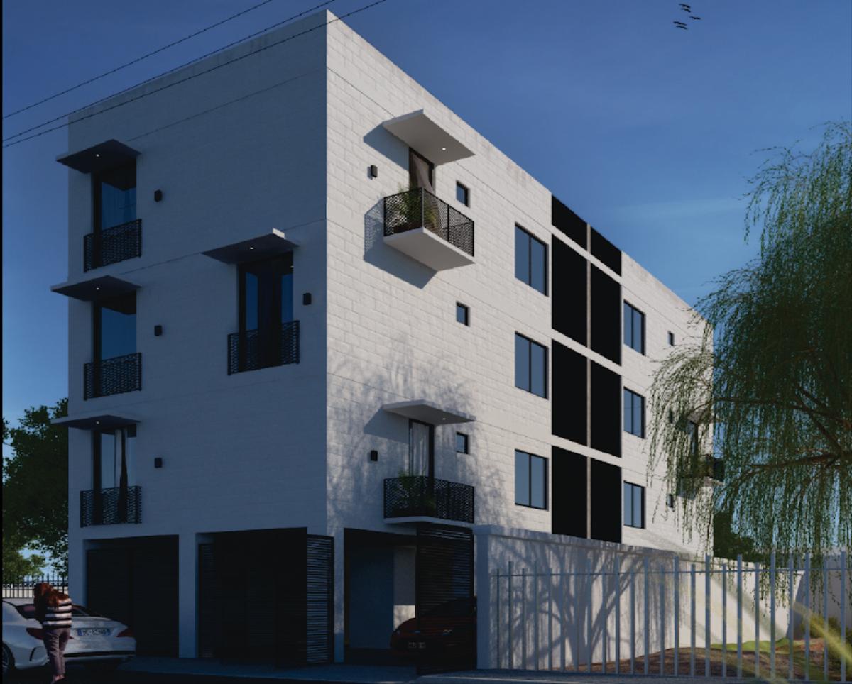 1 de 17: Edificio habitacional con departamentos en venta - Ubicación