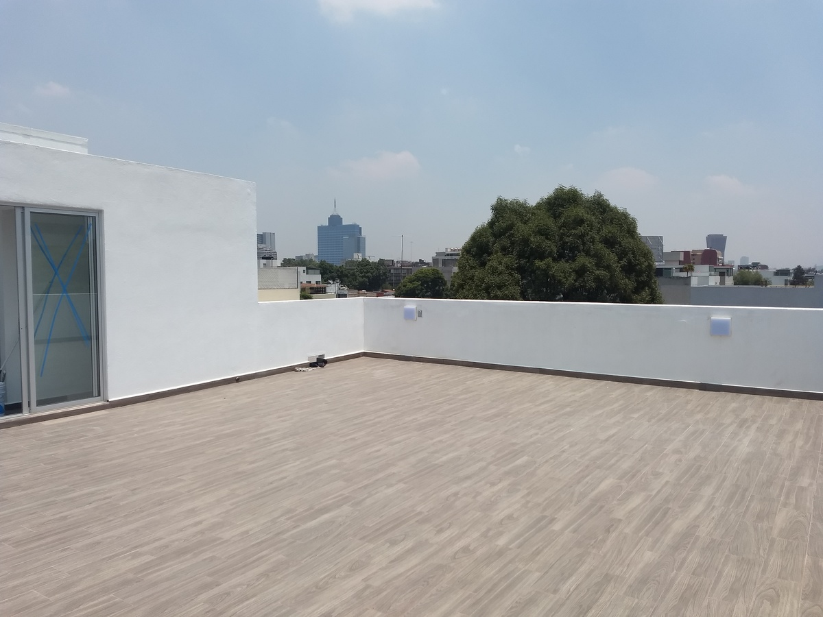 25 de 31: Roof Garden Privado