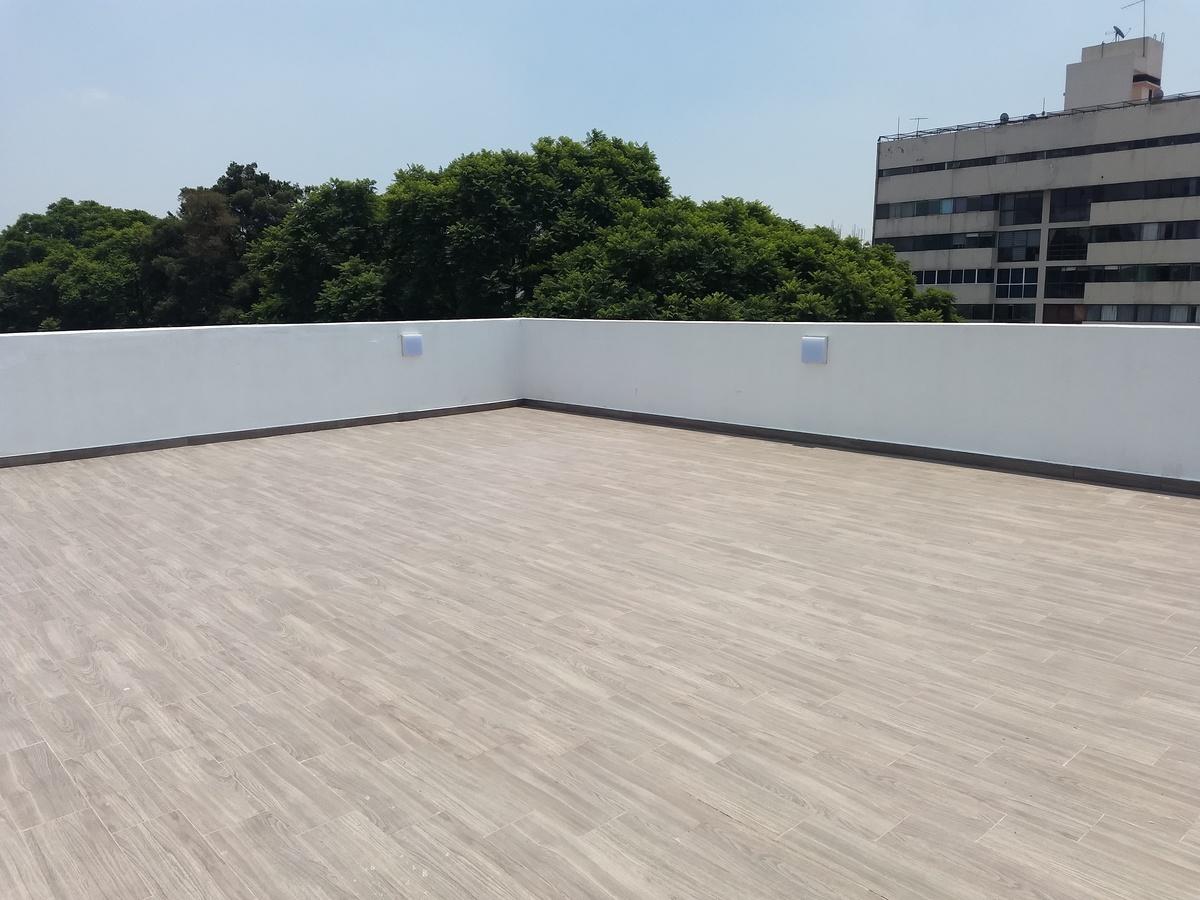 26 de 31: Roof Garden Privado
