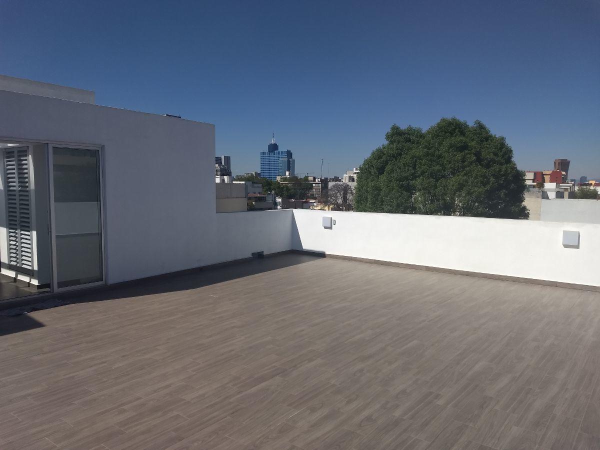 27 de 31: Roof Garden Privado