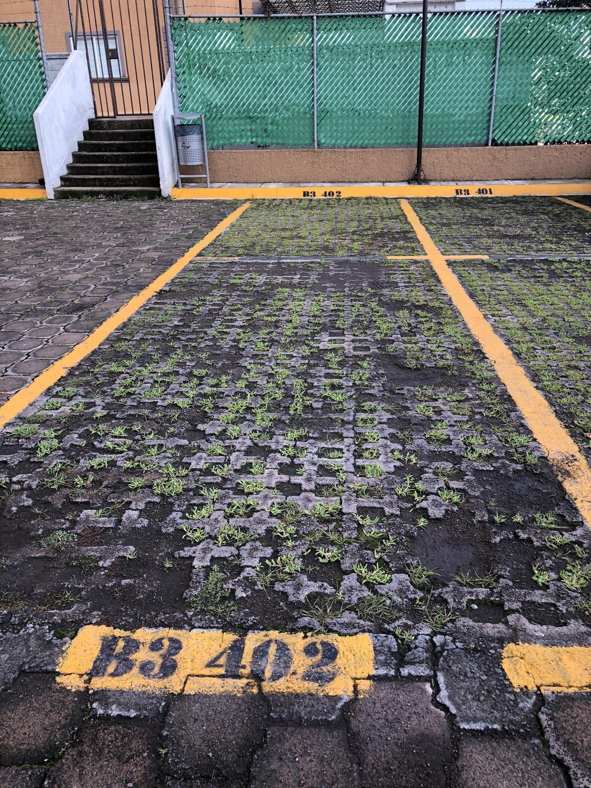 13 de 14: 2 lugares de estacionamiento
