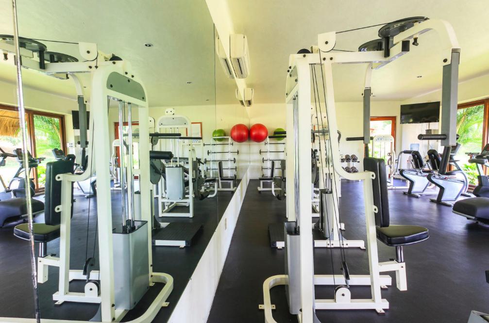 31 de 35: Punta Esmeralda Gym