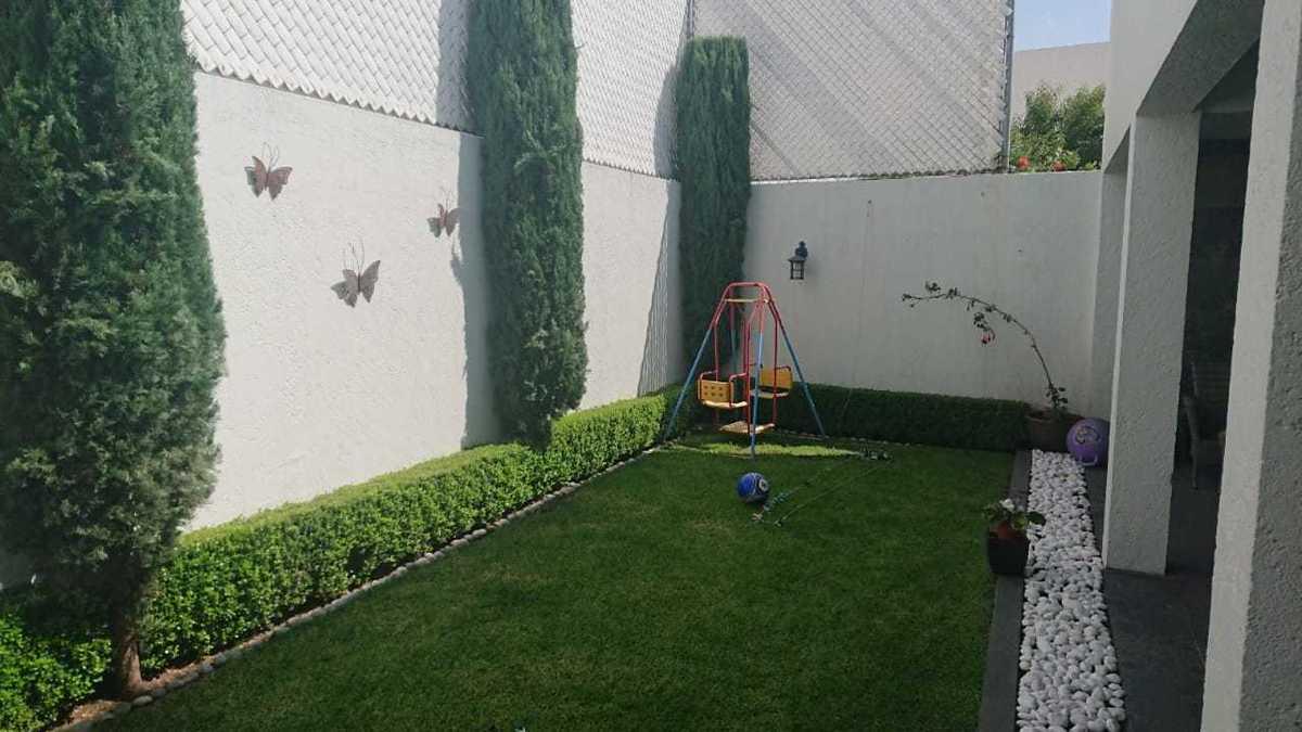 16 de 19: jardín