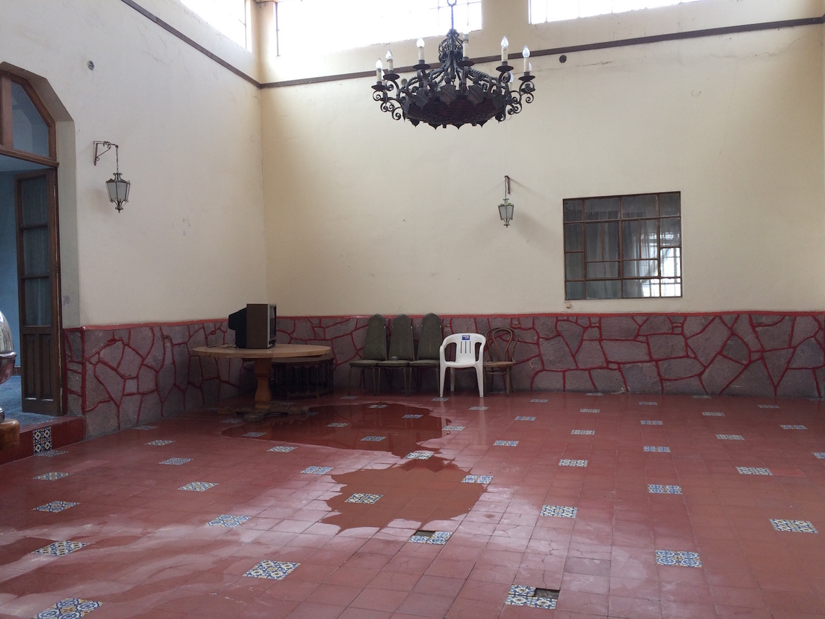 4 de 20: Patio Central