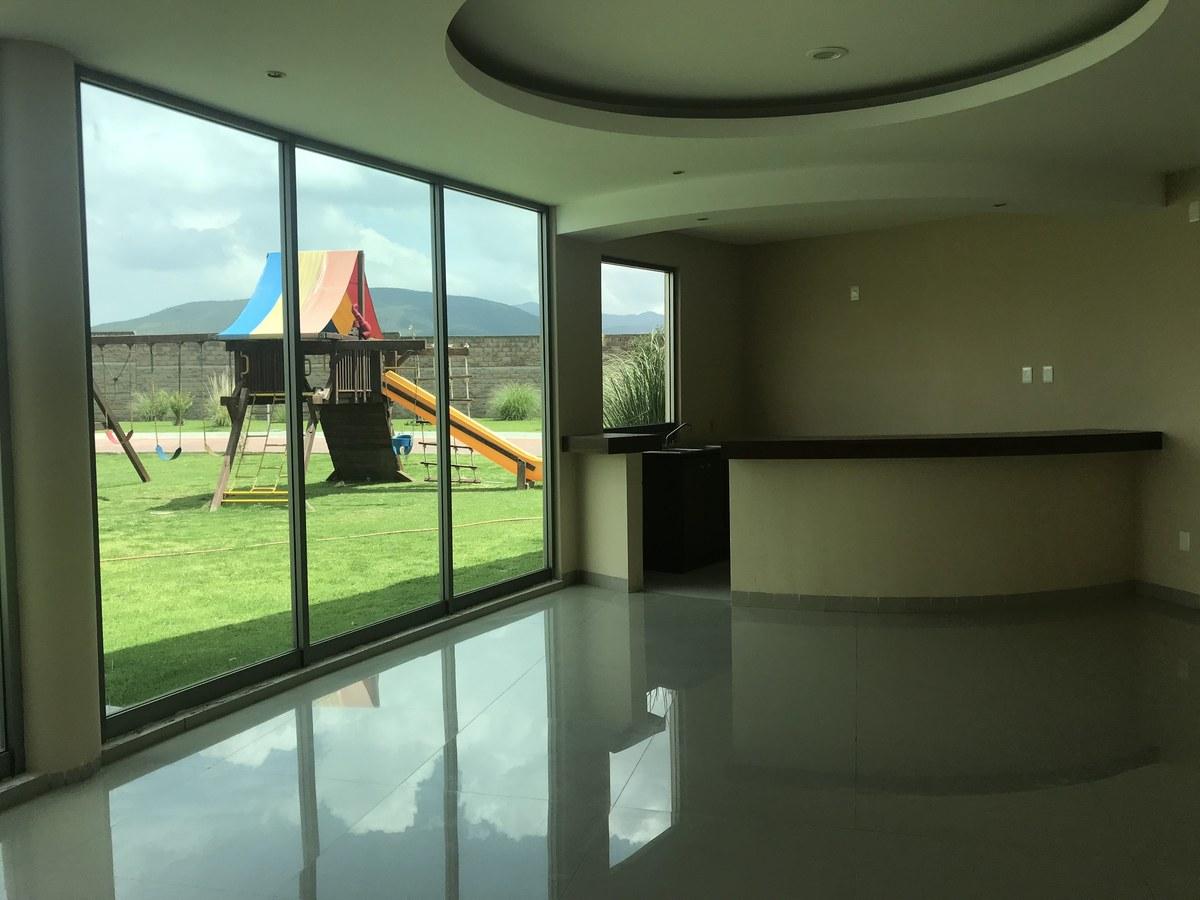 9 de 11: Casa Club - La Excelencia Residencial - Pachuca - Salón