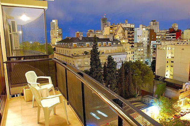 Balcony evening