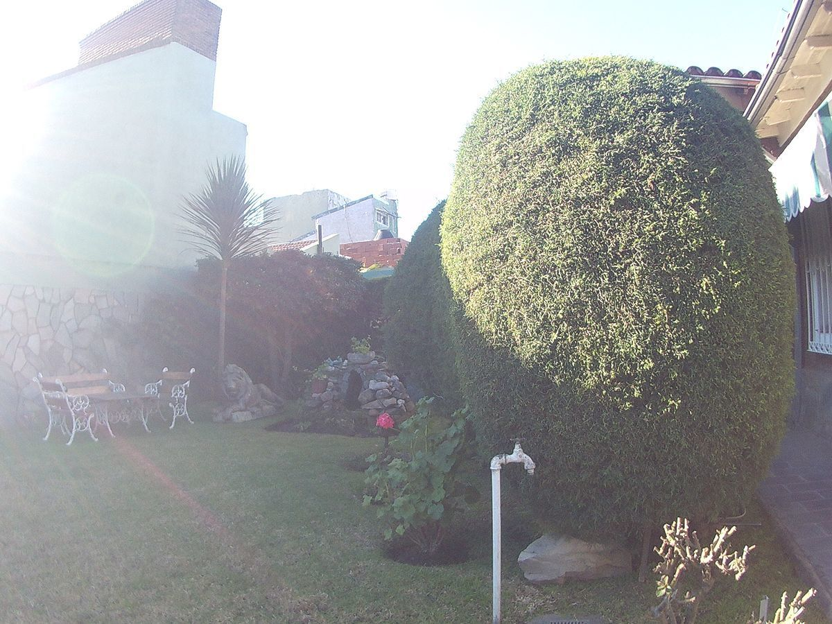 5 de 30: Jardín al frente parquizado.