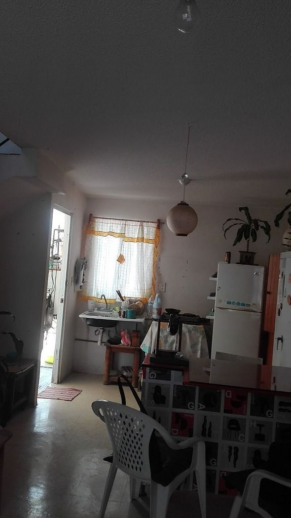 8 de 14: Área comedor-cocina