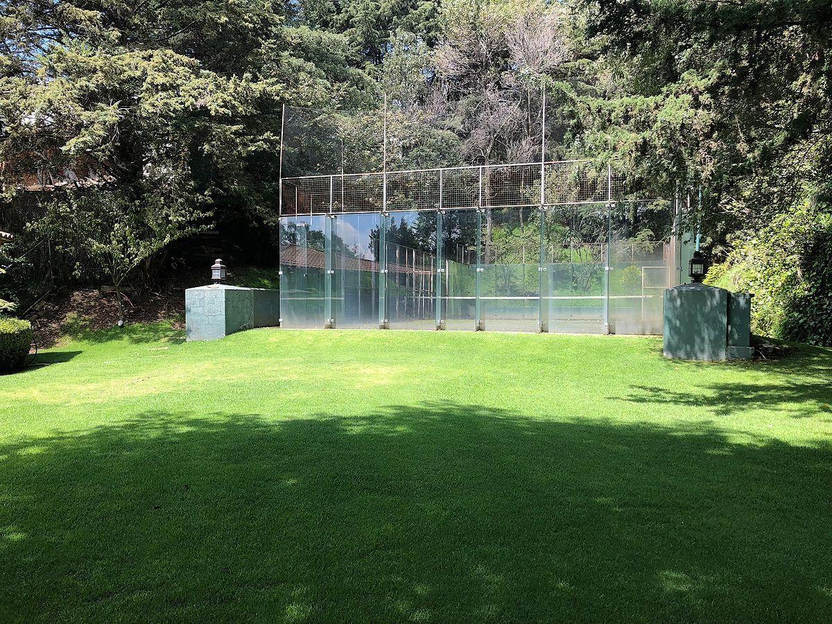 18 de 34: Cancha de Paddle tenis
