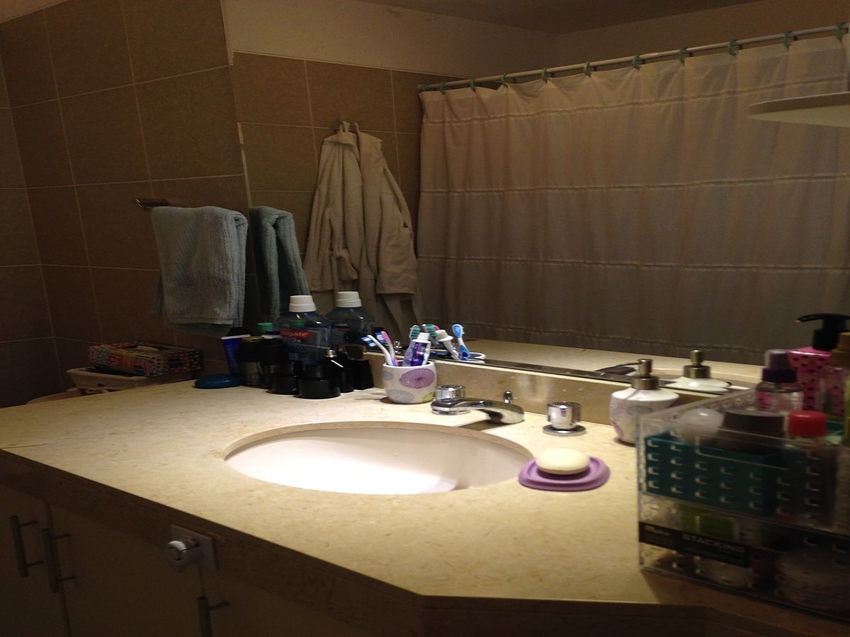 14 de 14: Baño dentro del dormitorio principal.
