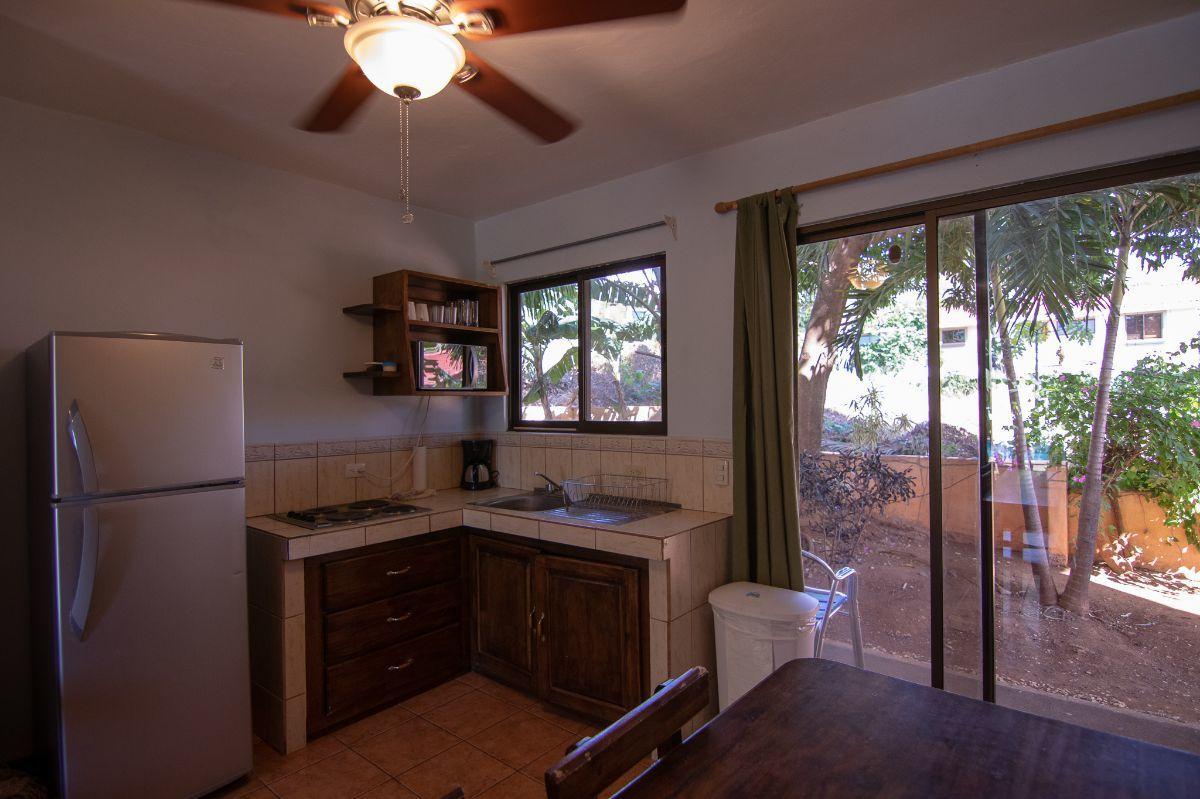 5 of 12: Convenient kitchen