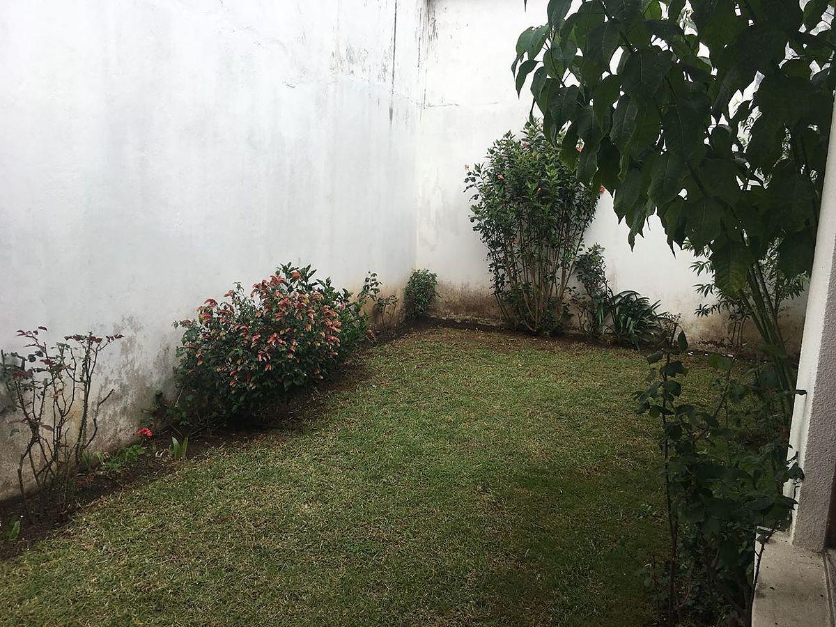 12 de 14: Jardin