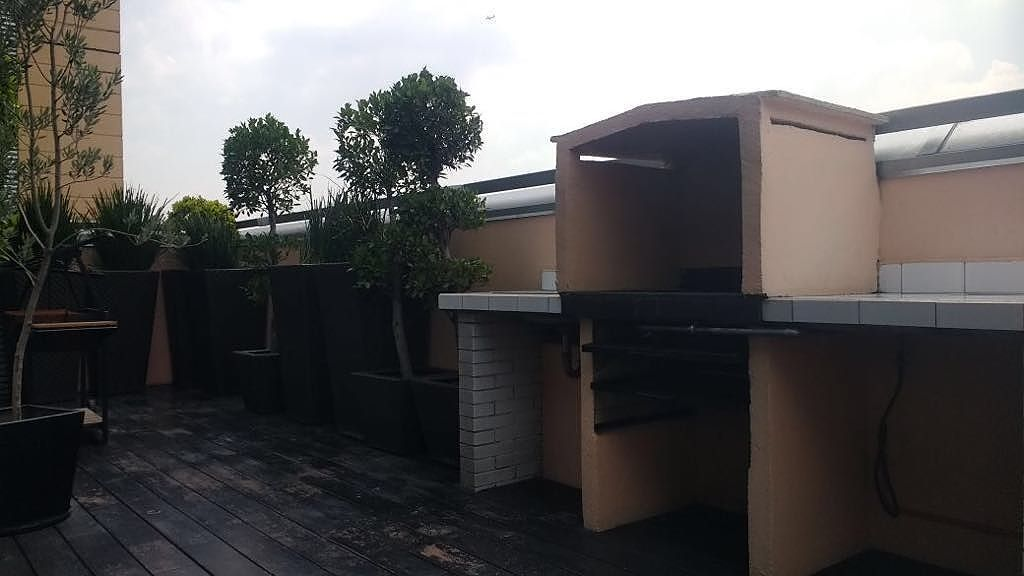 22 de 28: Asador terraza.
