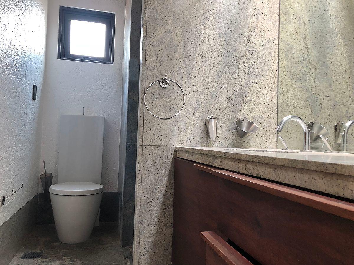 16 de 28: Muebles de baño modernos