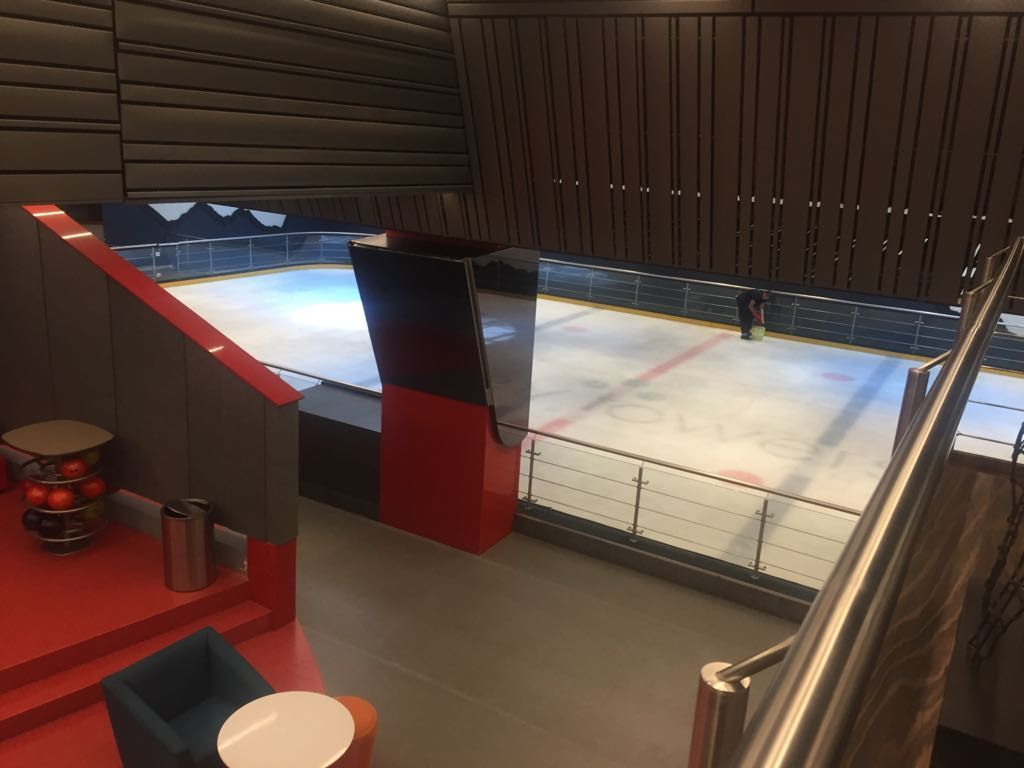 34 de 39: Pista de patinaje