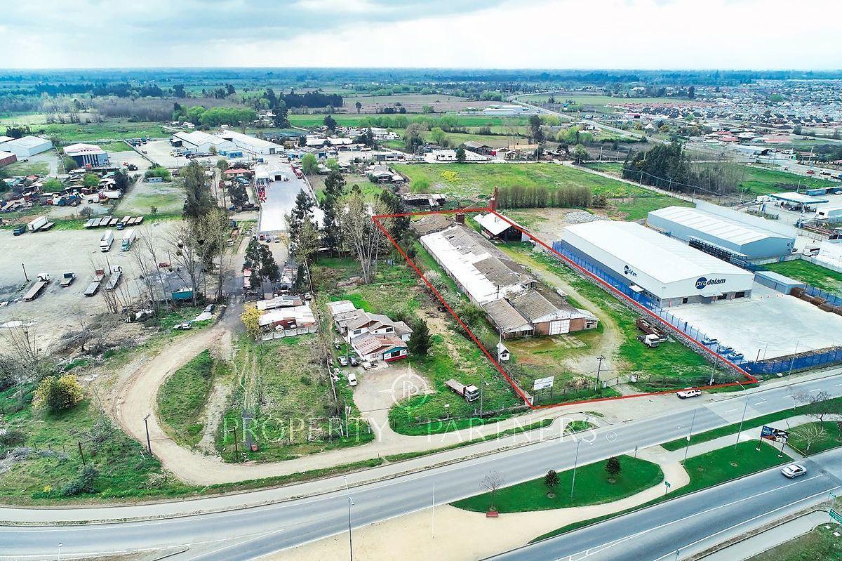 4 de 9: Vista aérea de la propiedad