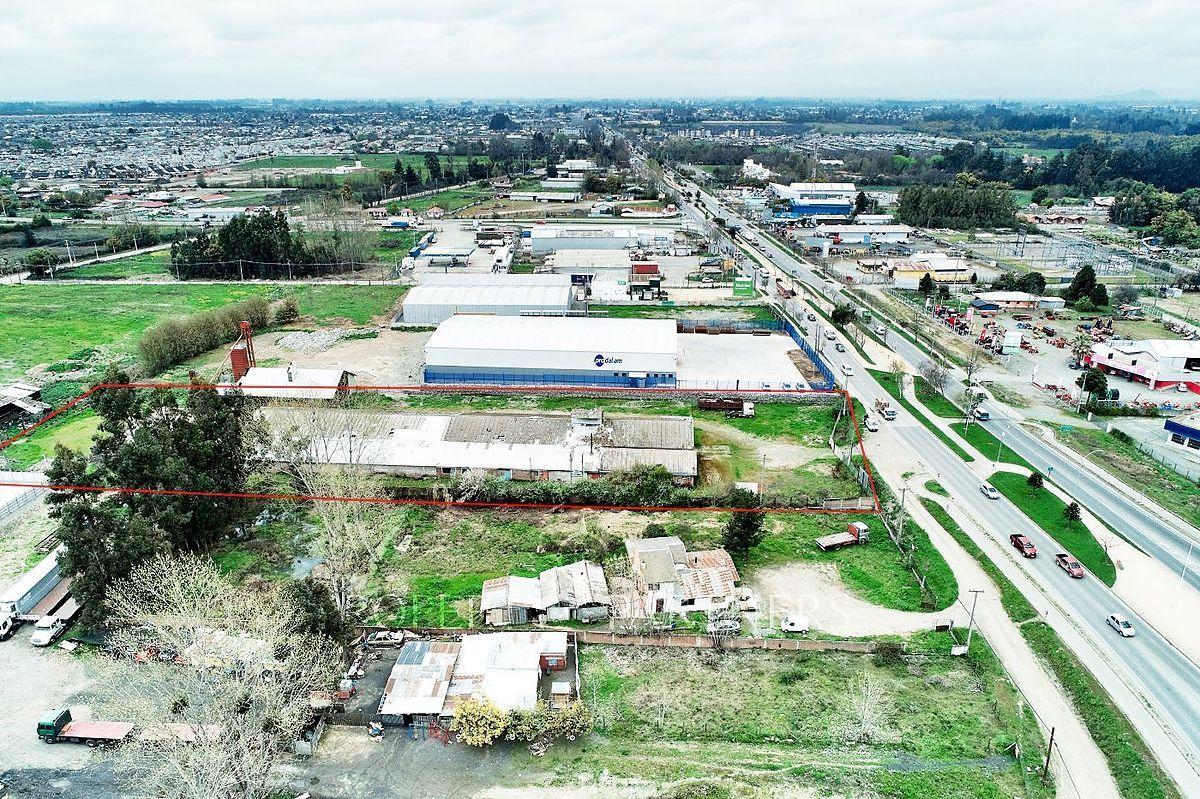 5 de 9: Vista aérea de la propiedad