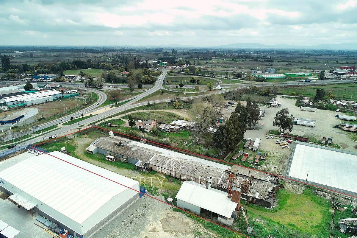 6 de 9: Vista aérea de la propiedad