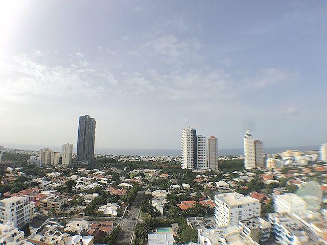 1 de 19: Vista desde el Balcón