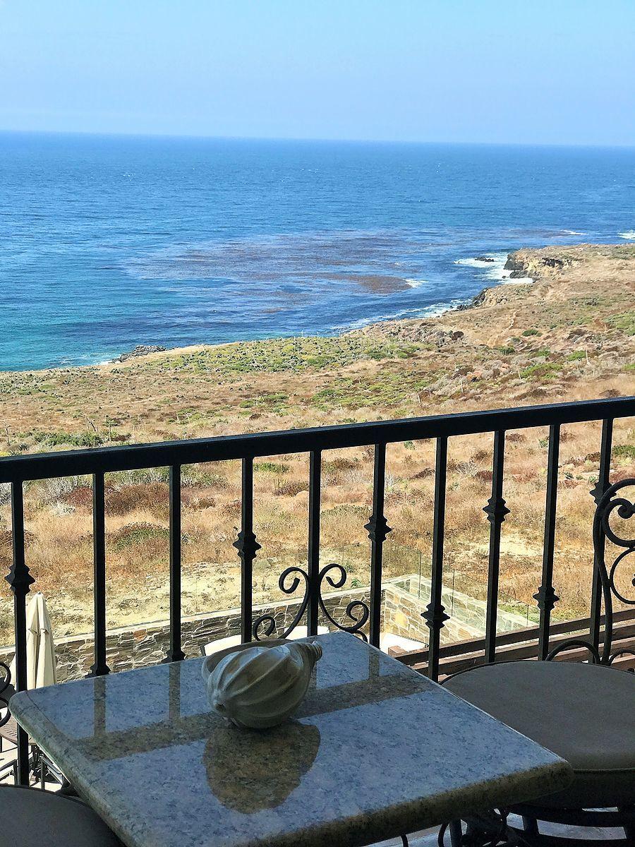 14 de 15: vista al mar  de la terraza