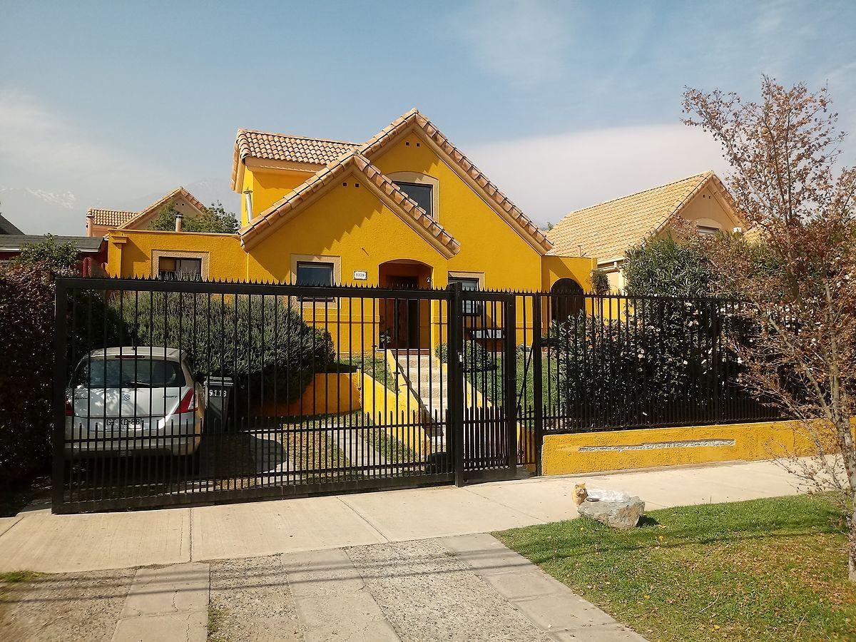 Vendo Casa En La Florida Rojas Magallanes El Hualle Jardines De