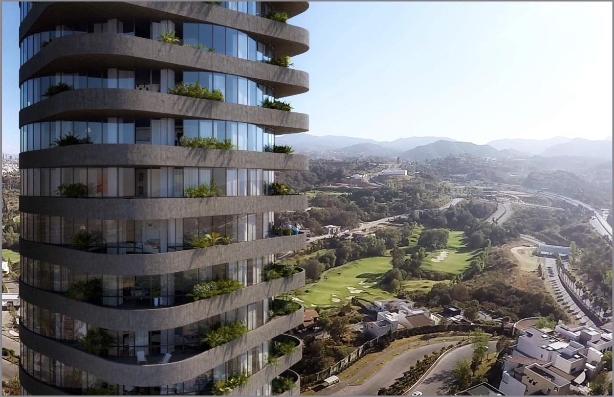 2 de 16: Terrazas con vista 360º, al campo de Golf y a la Ciudad