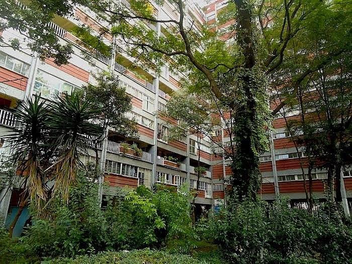1 de 26: Condominio multifamiliar Centro Urbano Presidente Aleman