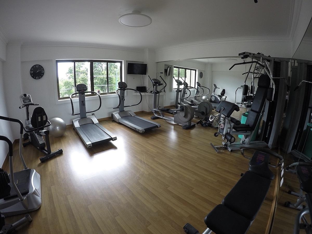 16 de 16: Gym completo
