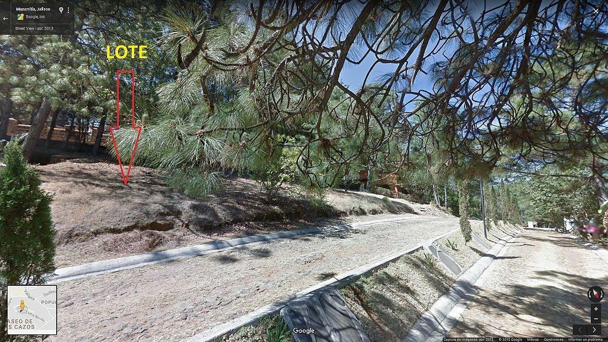 Terreno en Venta en Mazamitla  terreno de 474.46 M2 en Mazamitla Pueblo Mágico, esta a unos cuantos minutos del centro y a espaldas del Hotel Sierra Paraíso.  Se llama Los Cedros es un fraccionamiento privado, las cabañas que están construyendo son de 1er nivel lo que le da una gran plusvalía, el terreno queda enfrente de una reserva de pinos, que funciona como un parque central donde no se puede construir. EasyBroker ID: EB-CD1124 1