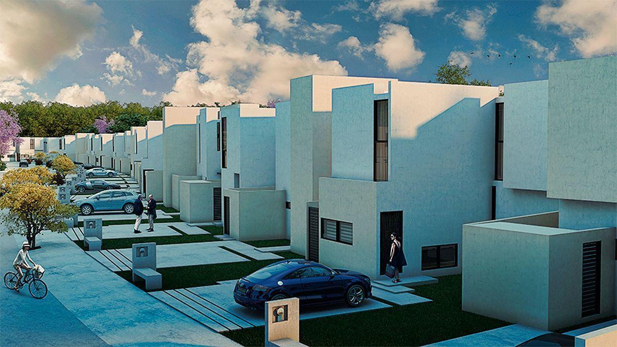 6 de 12: Casa en Venta en el Norte de Mérida, Yuc Chichen Realty