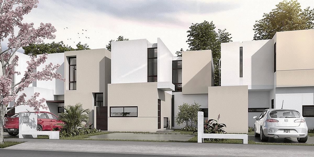 1 de 12: Casa en Venta en el Norte de Mérida, Yuc Chichen Realty