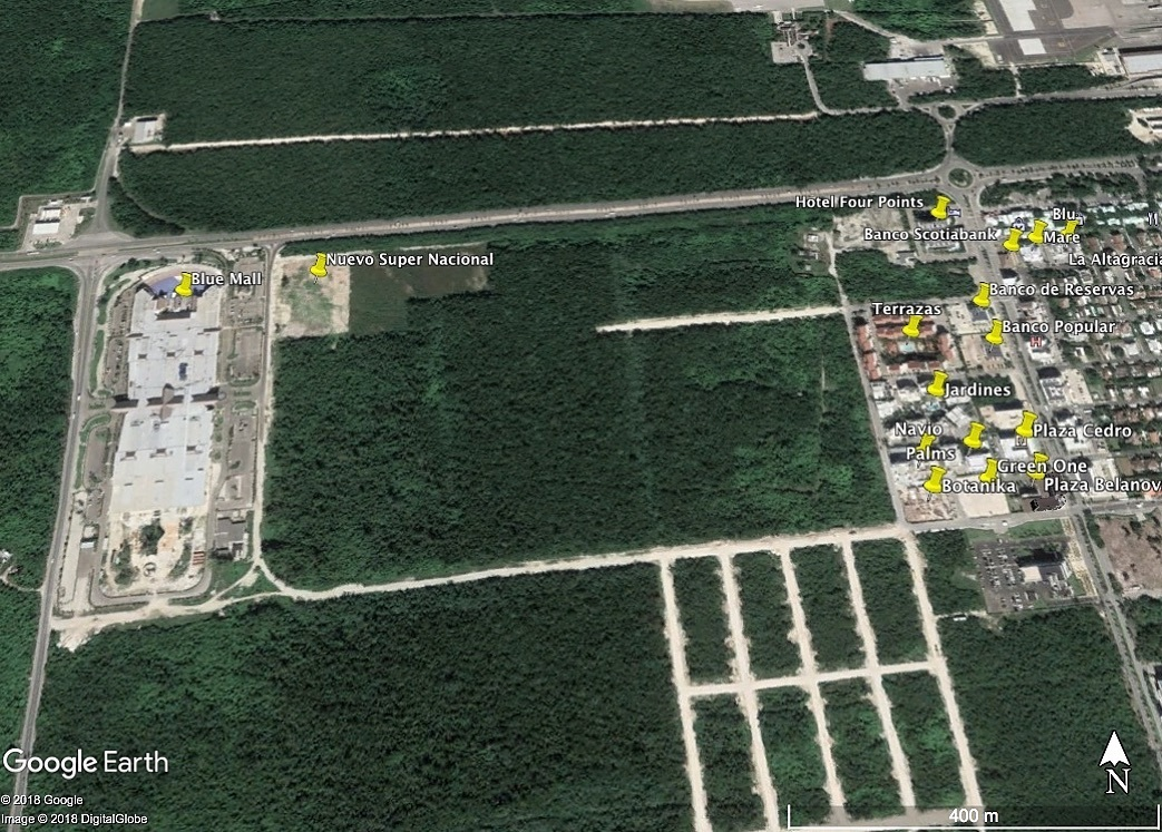 1 de 1: Aerial View Zone of Land