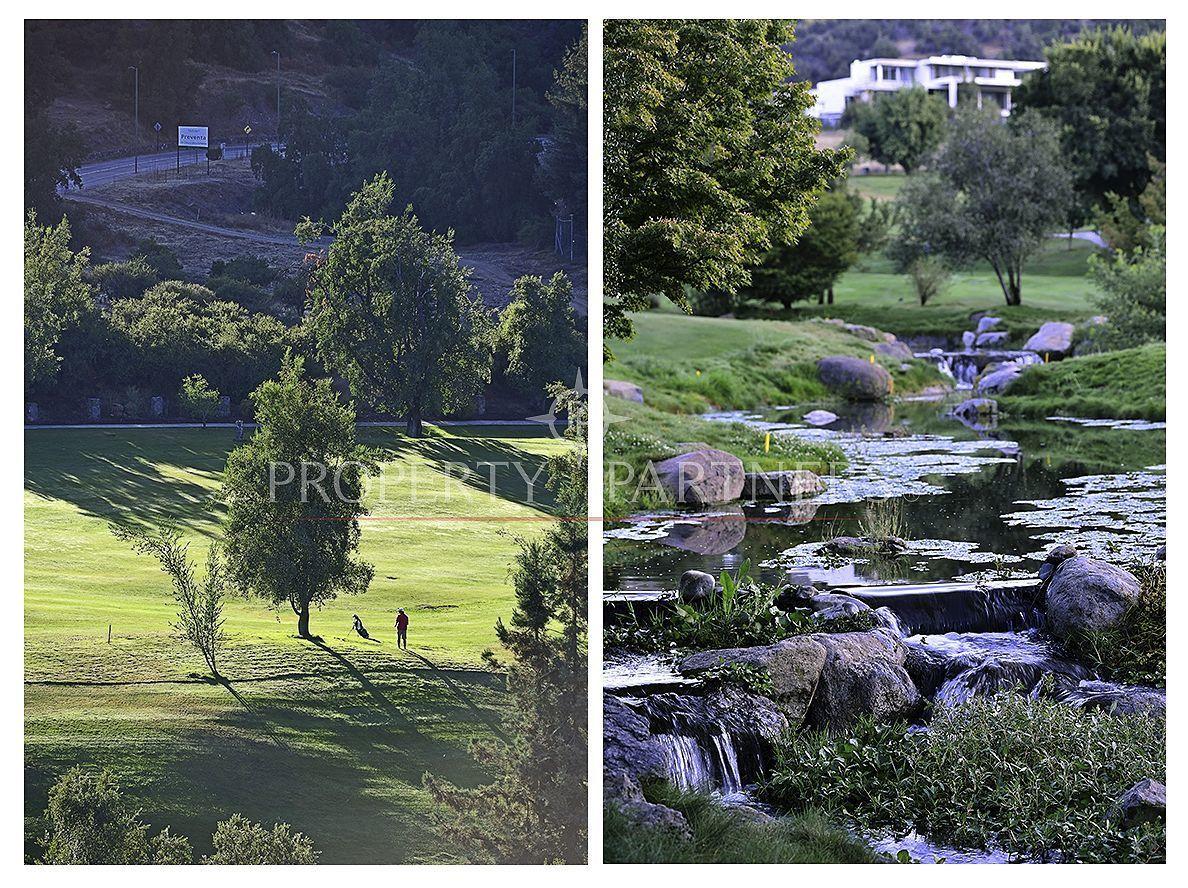 6 de 6: Paisajes con escenarios naturales y vegetación autóctona