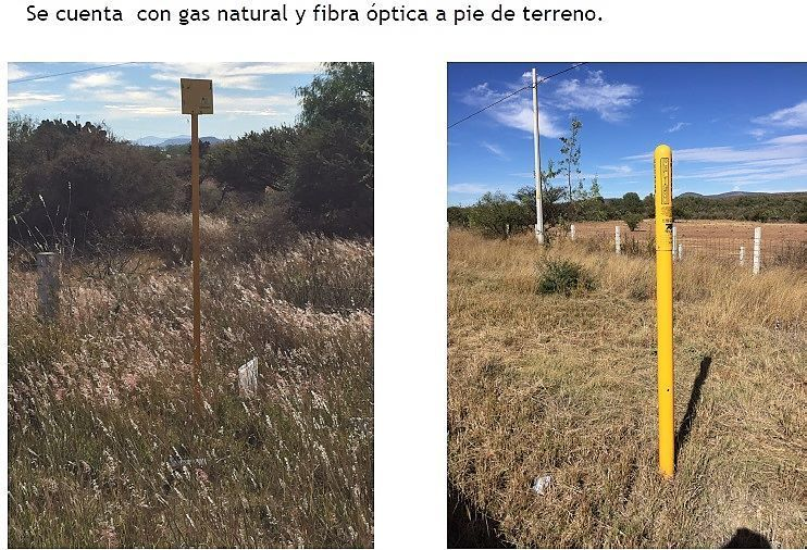 4 de 4: GAS NATURAL Y FIBRA OPTICA A PIE DE CARRETERA