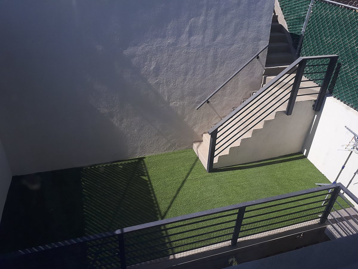 17 de 31: Acceso area para Roof Deck