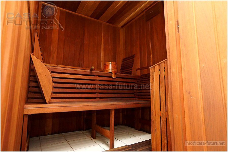 16 de 28: Sauna