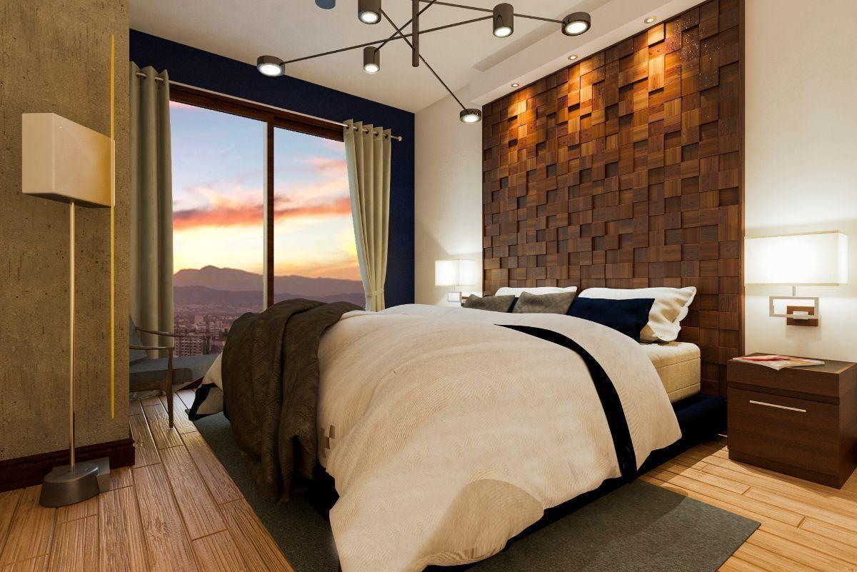 9 de 27: Dormitorio principal.