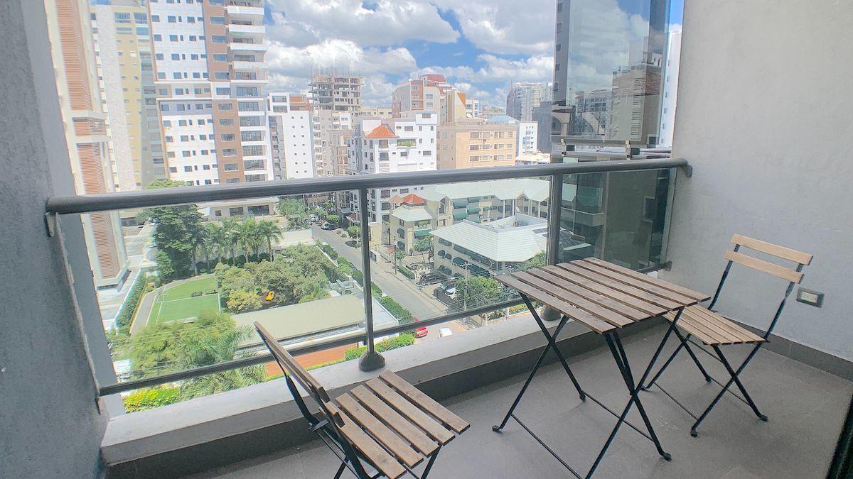 2 de 18: Balcón buena orientación y vista despejada