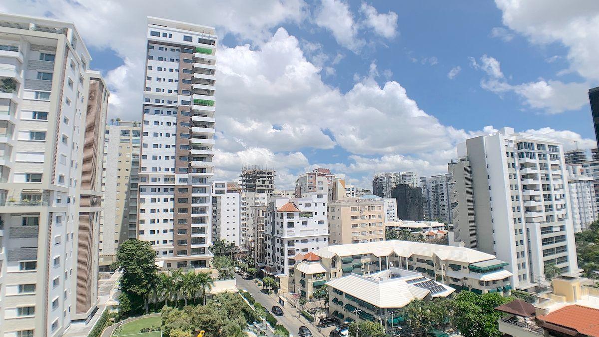 3 de 18: Vista desde el balcón
