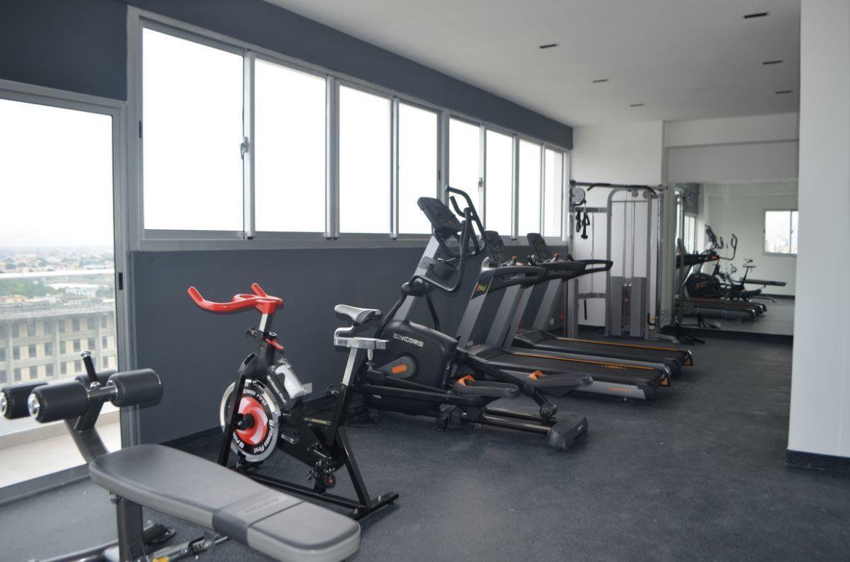 5 of 18: Gym