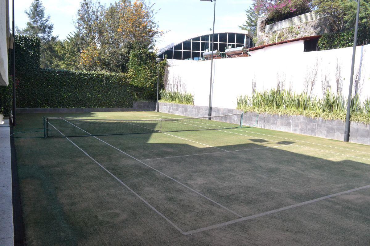 43 de 46: Cancha de tennis