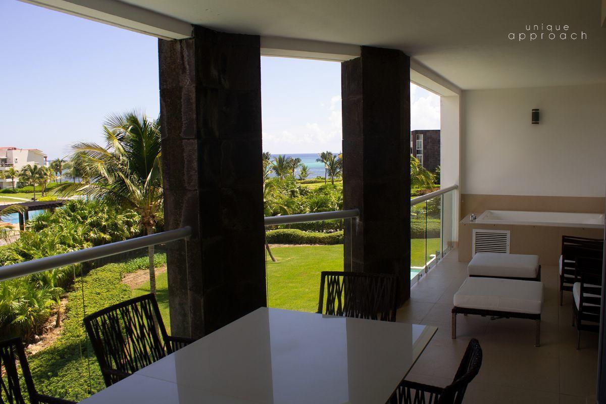 4 de 16: Gran terraza con vista al mar