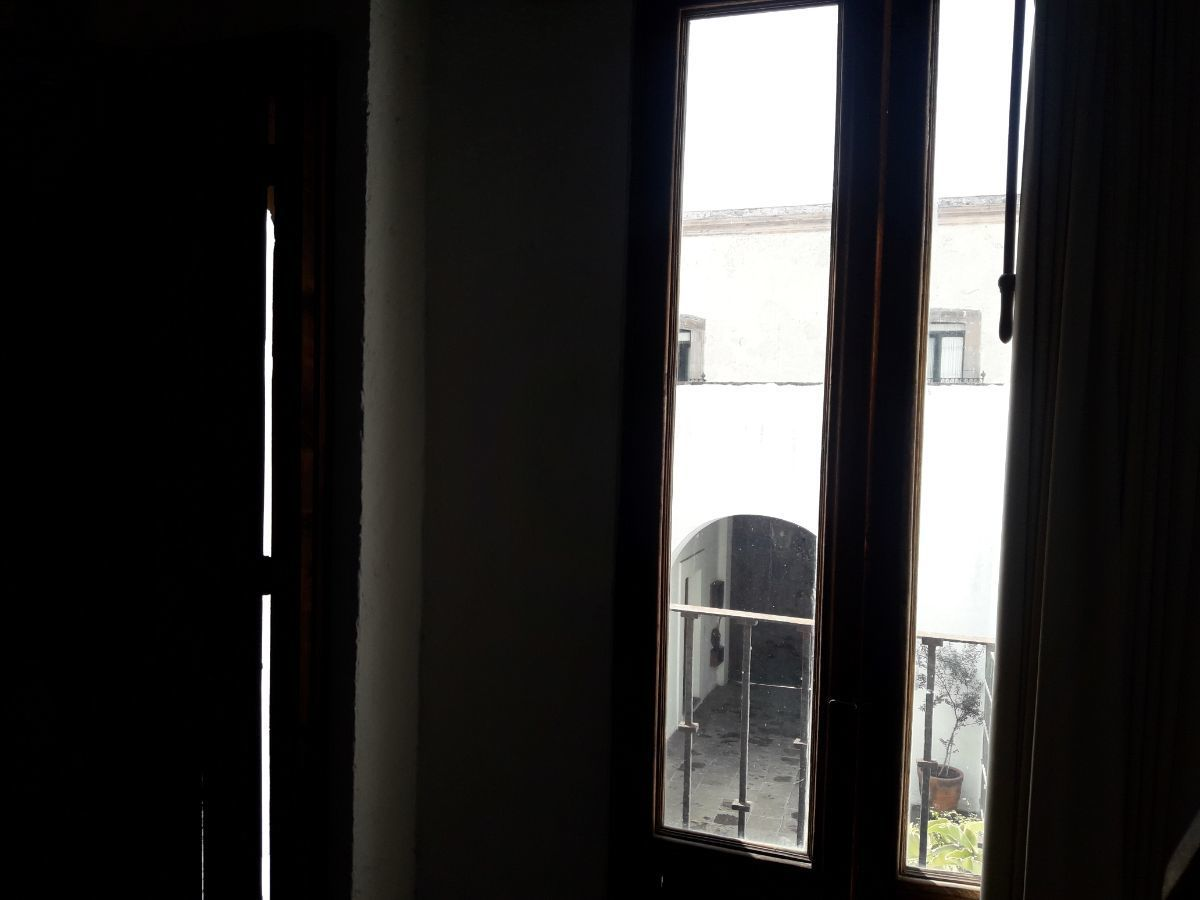 40 de 48: Vista desde la suite 2 al patio
