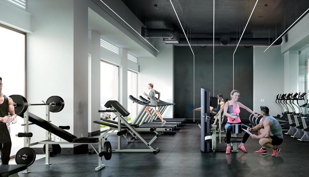 8 de 26: Gym