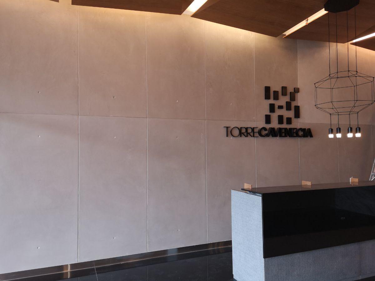 6 de 15: Lobby  moderno en el edificio