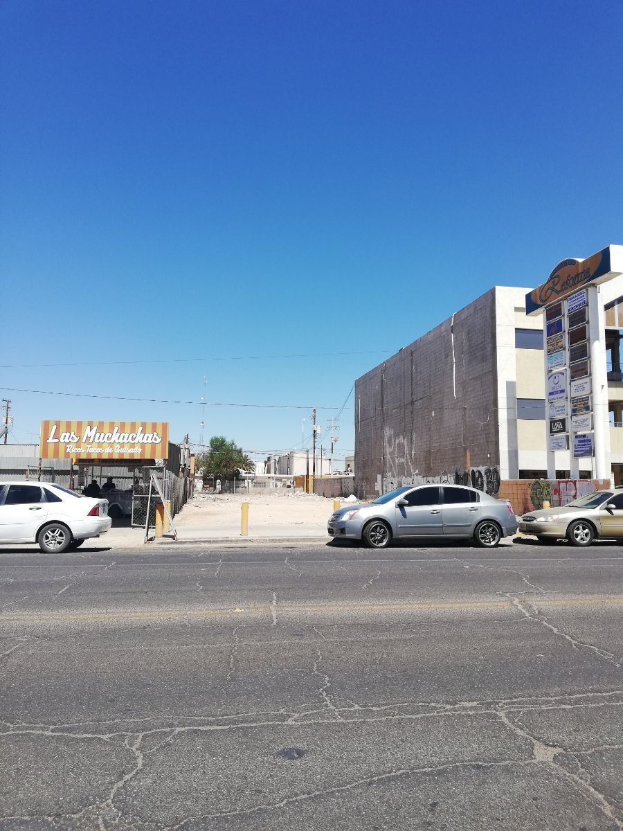4 de 5: Vista desde Av. Reforma