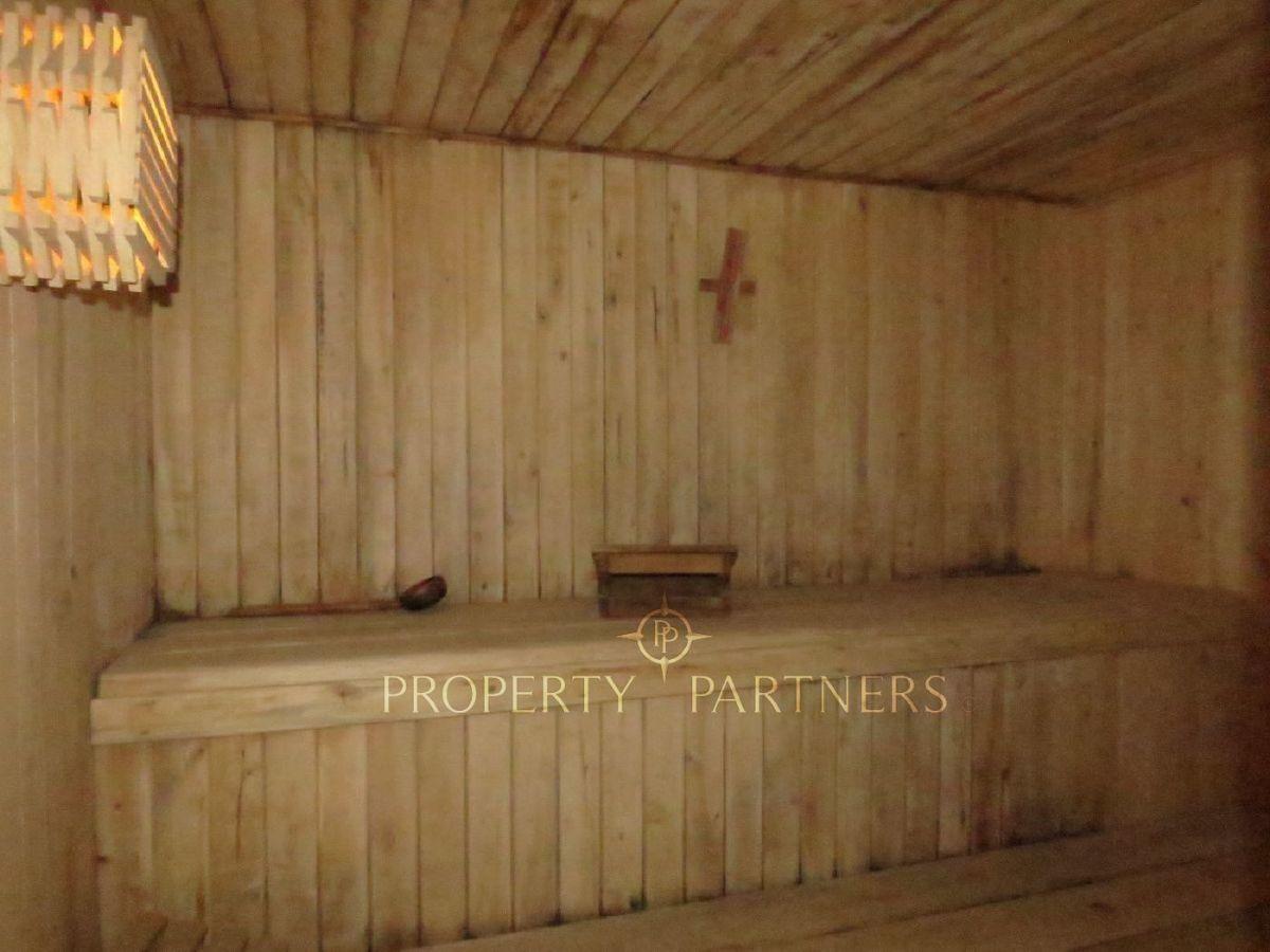 15 de 16: Sauna