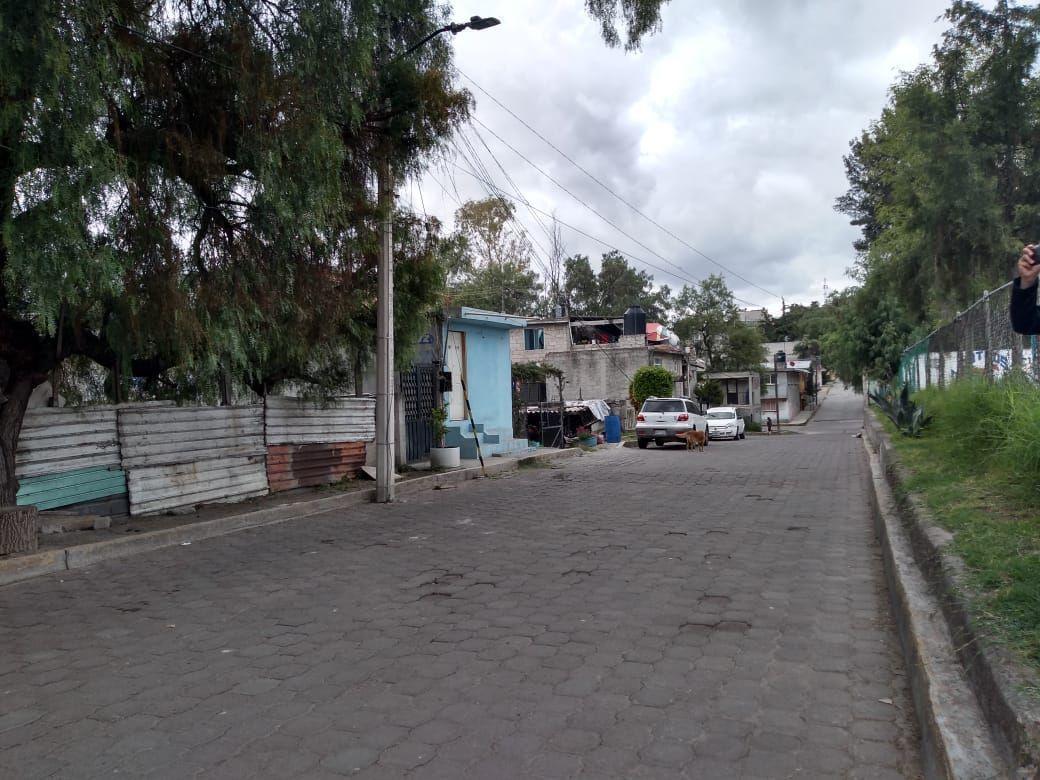 4 de 8: Vista exterior (Calle 2 hacia esquina con Ixtlememelixitle)