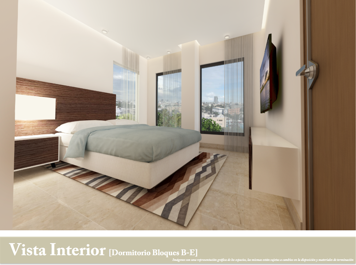 4 de 16: Dormitorio